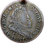 6 kreuzer Rudolf II (Hall) -  avers