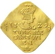 1 ducat Monnaie de siège Ferdinand I -  avers