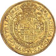 10 ducats Leopold I (Graz) -  revers
