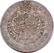 2 thaler Leopold I (St Veit) -  revers