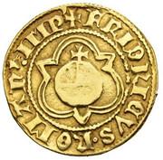 Florin Or Frédéric III (Graz) – avers