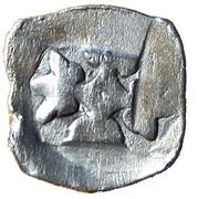 pfennig Albrecht II von Österreich (Vienne) – avers