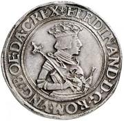 1 thaler Ferdinand I (Vienne) -  avers