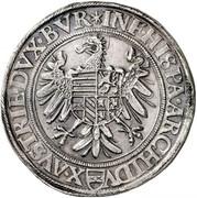 1 thaler Ferdinand I (Vienne) -  revers