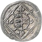 1 pfennig Leopold I (St Veit) – avers