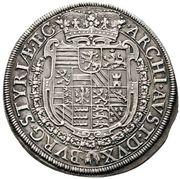1 thaler Ferdinand III (Graz) – revers