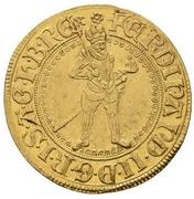 2 ducat Ferdinand II (St Veit) -  avers
