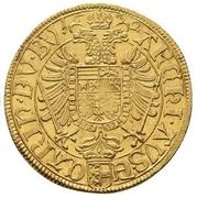 2 ducat Ferdinand II (St Veit) -  revers