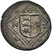 1 pfennig Ferdinand III (St Veit) – avers