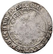 1 gros Frédéric III - V (Graz) – revers