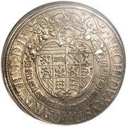 1 thaler Ferdinand III (St Veit) -  revers