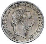 10 kreuzer Franz Joseph I -  avers