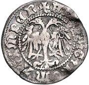 1/2 gros Fredéric III - V (Graz) – avers