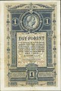 1 Gulden - Franz Joseph I – revers