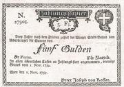 10 Guldens – avers