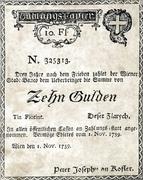 10 Gulden -  avers