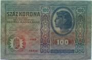 100 Kronen -  revers