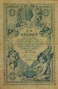 1 Gulden -  avers