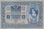 1000 Kronen – avers