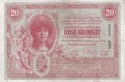 20 Kronen -  revers