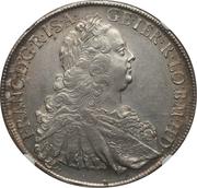1 thaler Francois I -  avers