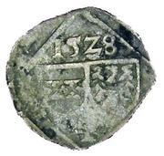 1 pfennig Ferdinand I (Carniole) – avers