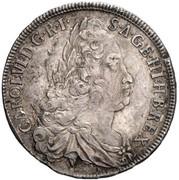 30 kreuzer Charles VI (Vienne) -  avers