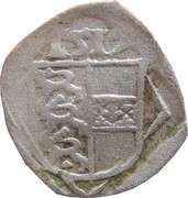 1 pfennig Maximilian I (St Veit) – avers