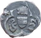 pfennig Albert V d'Autriche (Vienne) – avers