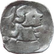 pfennig Albert II d'Autriche (Vienne) – avers
