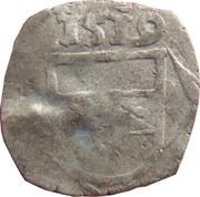 1 pfennig Maximilian I/ Charles V (Vienne) – avers