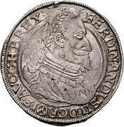 1 thaler Ferdinand II (Vienne) -  avers