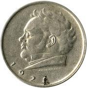 2 schilling Franz Schubert – revers