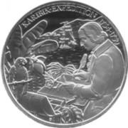 20 euros Nikolaus Joseph von Jacquin -  revers