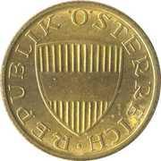 50 groschen -  avers