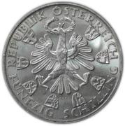50 schilling Tyrol -  avers
