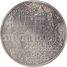 500 schilling Rosenburg – avers