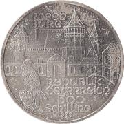 500 schilling Rosenburg -  avers