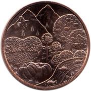 10 euros Styrie (cuivre) -  avers