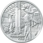 """20 euros La """"Belle époque"""" -  revers"""