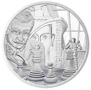 20 euros Stefan Zweig -  avers