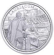 20 euros Lauriacum -  revers