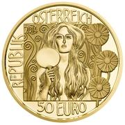 50 Euro (Judith II) -  revers