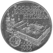 500 Schilling (St. Florian's Abbey) -  revers
