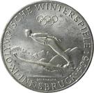 50 schilling Innsbruck – avers