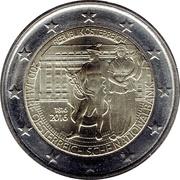 2 euros Banque Nationale d'Autriche -  avers