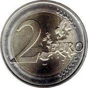 2 euros Banque Nationale d'Autriche -  revers