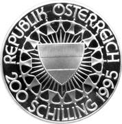 200 Schilling (Summer Olympics) -  avers