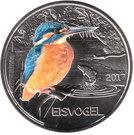 3 euros Le martin pêcheur – avers