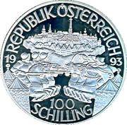 100 schilling Leopold I -  avers